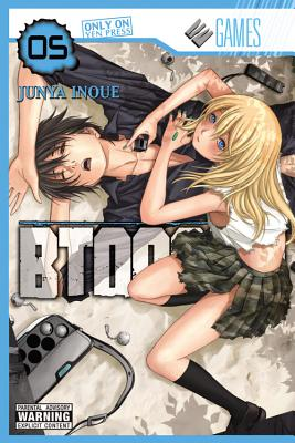 Btooom! 5 By Inoue, Junya (CRT)